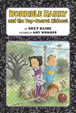 Horrible Harry and the Top-secret Hideout (Paperback)