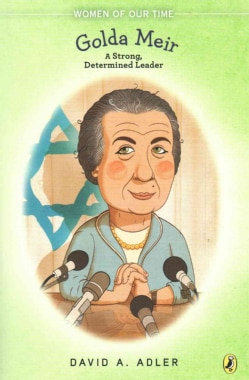Golda Meir: A Strong, Determined Leader (Paperback)