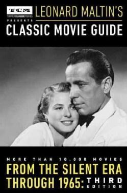 Turner Classic Movies Presents Leonard Maltin's Classic Movie Guide (Paperback)