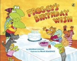 Froggy's Birthday Wish (Paperback)