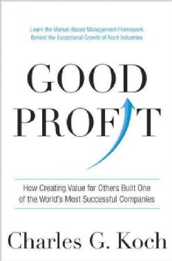Good Profit: How Creating Value for Others Built One of the World's Most Successful Companies (CD-Audio)