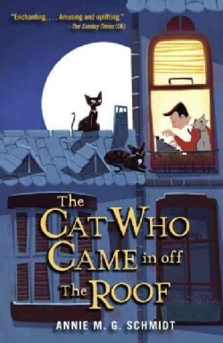The Cat Who Came in Off the Roof (CD-Audio)
