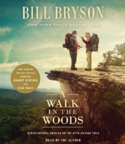 A Walk in the Woods: Rediscovering America on the Appalachian Trail (CD-Audio)