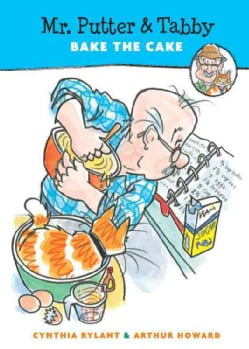 Mr. Putter & Tabby Bake the Cake (Paperback)