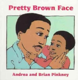 Pretty Brown Face (Board book)