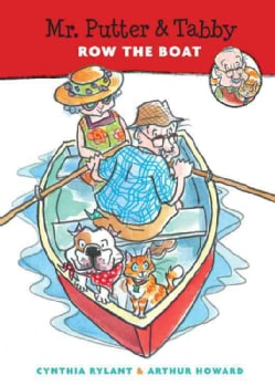 Mr. Putter and Tabby Row the Boat (Paperback)