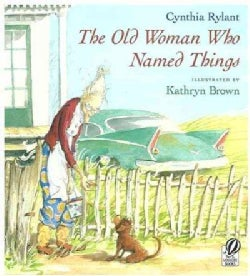The Old Woman Who Named Things (Paperback)
