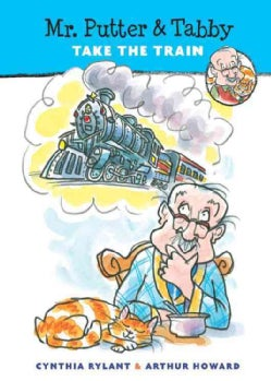 Mr. Putter and Tabby Take the Train (Paperback)