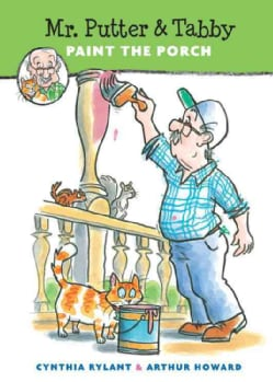 Mr. Putter and Tabby Paint the Porch (Paperback)