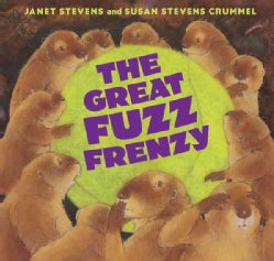 The Great Fuzz Frenzy (Hardcover)