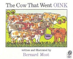 The Cow That Went Oink (Paperback)
