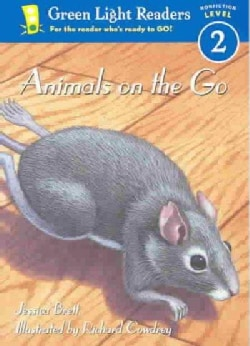 Animals on the Go (Paperback)
