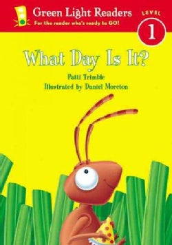 What Day Is It? (Paperback)
