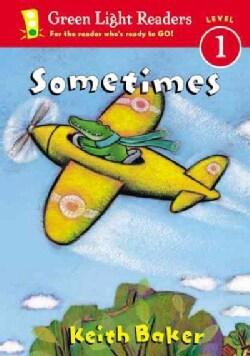 Sometimes: Level 1 (Paperback)