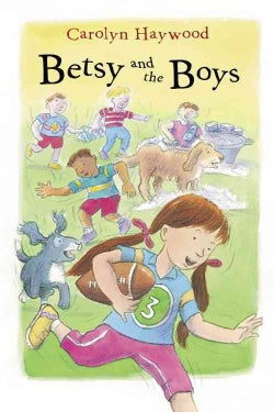 Betsy and the Boys (Paperback)