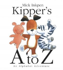 Kipper's A To Z: An Alphabet Adventure (Paperback)