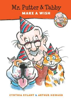 Mr. Putter and Tabby Make a Wish (Paperback)