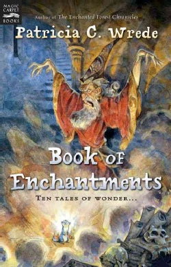 Book Of Enchantments (Paperback)