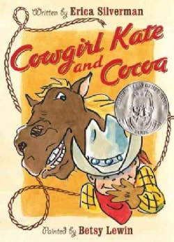 Cowgirl Kate And Cocoa (Paperback)
