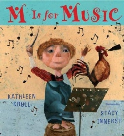 M is for Music (Paperback)