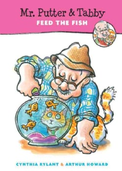 Mr. Putter and Tabby Feed the Fish (Paperback)