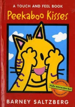 Peekaboo Kisses: A Touch and Feel Book (Board book)