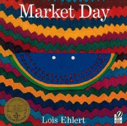 Market Day: A Story Told With Folk Art (Paperback)