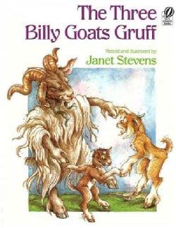 Three Billy Goats Gruff (Paperback)