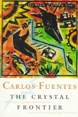 The Crystal Frontier: A Novel in Nine Stories (Paperback)