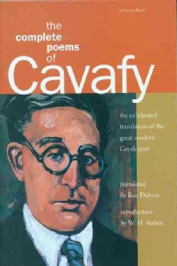 The Complete Poems of Cavafy (Paperback)