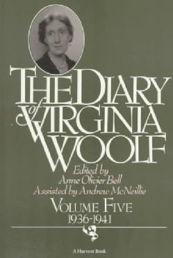The Diary of Virginia Woolf: 1936-1941 (Paperback)