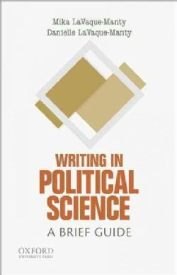 Writing in Political Science: A Brief Guide (Paperback)