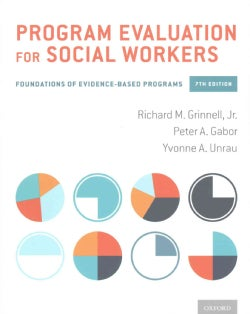 Program Evaluation for Social Workers: Foundations of Evidence-Based Programs (Paperback)