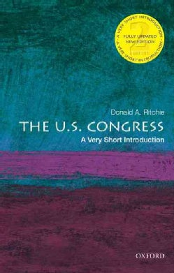 The U.S. Congress: A Very Short Introduction (Paperback)