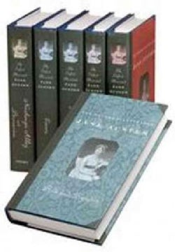 The Oxford Illustrated Jane Austen (Hardcover)
