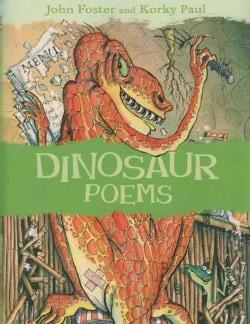Dinosaur Poems (Paperback)