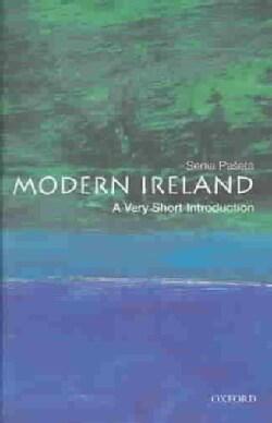 Modern Ireland: A Very Short Introduction (Paperback)