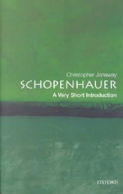 Schopenhauer: A Very Short Introduction (Paperback)