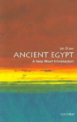 Ancient Egypt: A Very Short Introduction (Paperback)
