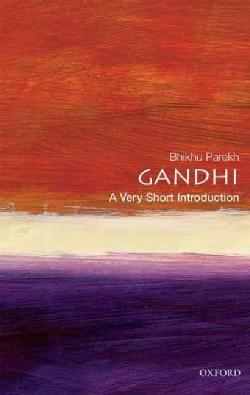 Gandhi: A Very Short Introduction (Paperback)