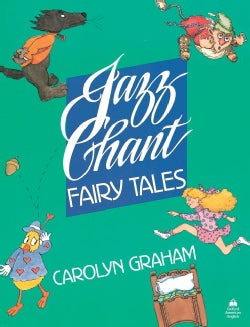 Jazz Chant Fairy Tales (Paperback)
