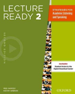 Lecture Ready 2: Strategies for Academic Listening and Speaking (Paperback)