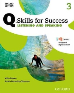 Q Listening and Speaking, Level 3: Skills for Success (Paperback)