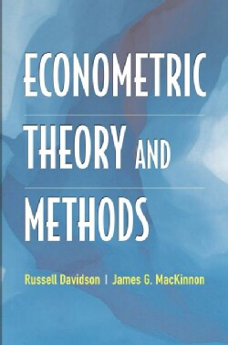 Econometric Theory and Methods (Hardcover)