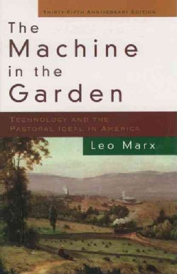 The Machine in the Garden (Paperback)