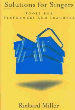Solutions for Singers: Tools for Performers and Teachers (Hardcover)