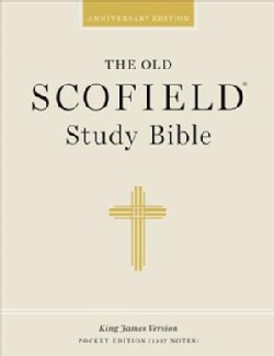 The Old Scofield Study Bible: King James Version, Brown/tan Leather, Pacific Duvelle (Hardcover)