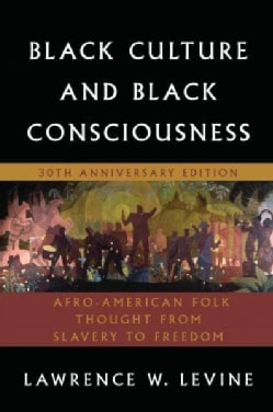 Black Culture and Black Consciousness: Afro-American Folk Thought from Slavery to Freedom (Paperback)