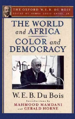 The World and Africa and Color and Democracy (Hardcover)