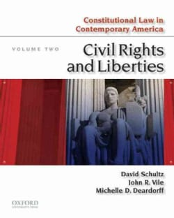 Constitutional Law in Contemporary America: Civil Rights and Liberties (Paperback)